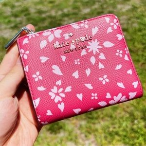 🌸Kate Spade Floral Bifold Wallet